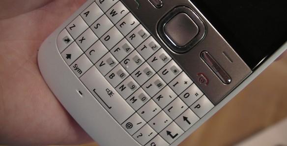 Tastatur als Waffe