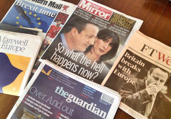 Brexit_Zeitungen